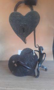Corazón ...con llave